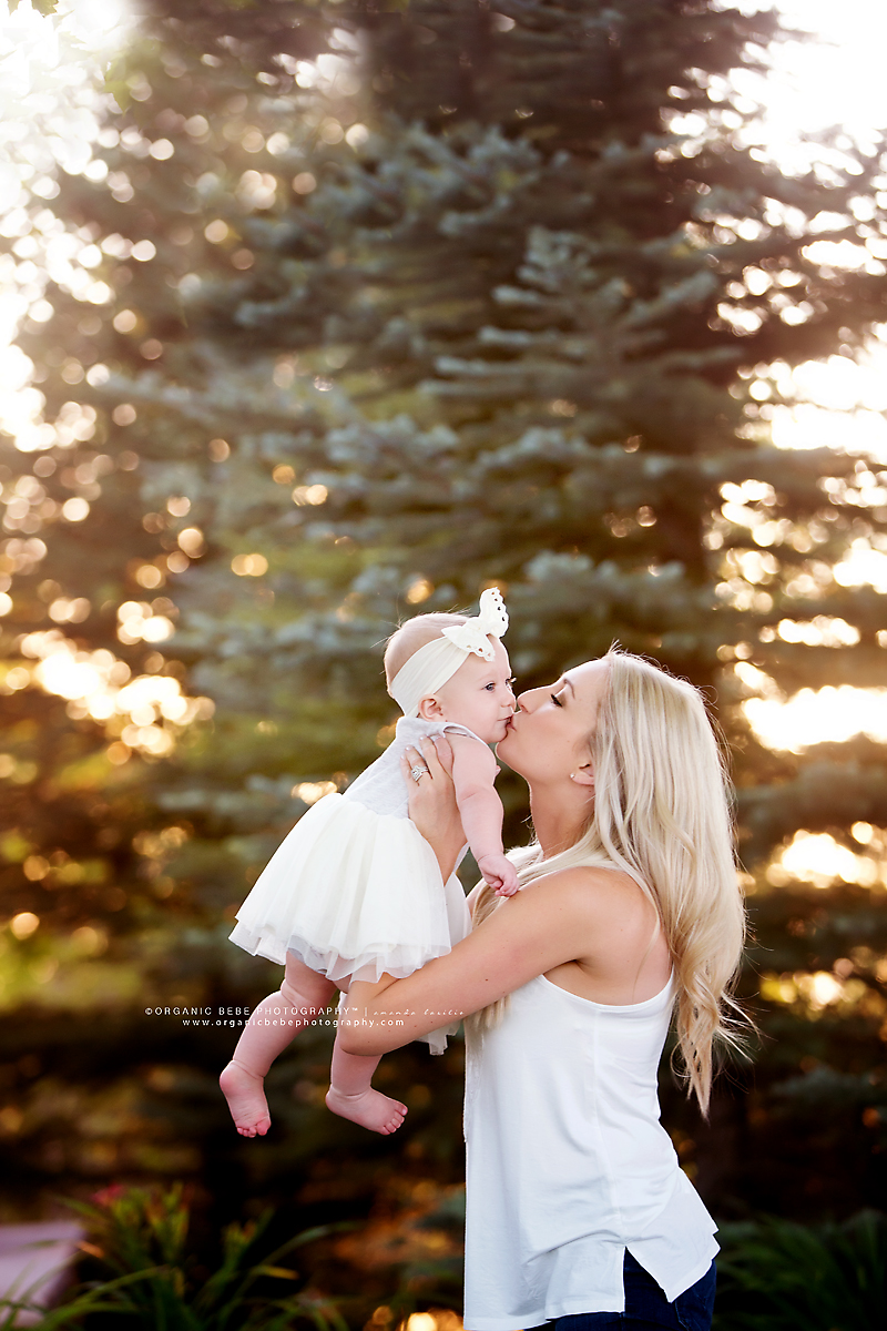 denver infant photography session