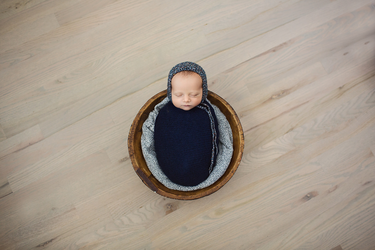 newborn photography session fort collins