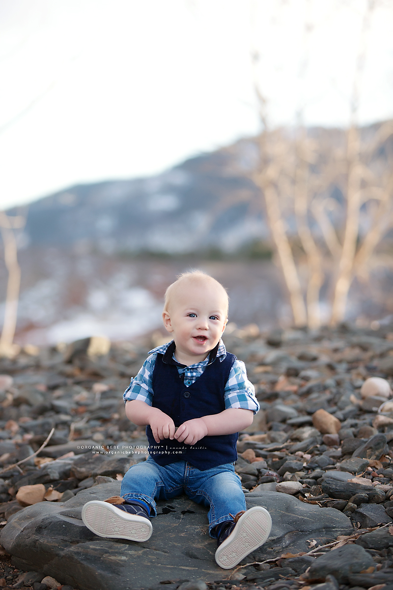 Northern Colorado Cake Smash Photographer | organic bebe photography