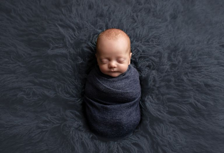 erie newborn photographer