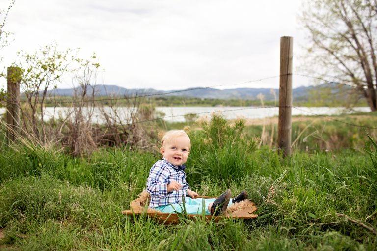 baby photographer fort collins